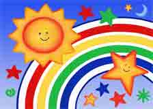 A Rainbow Is Smile Nursery Art For Kids And Children Gifts Babies